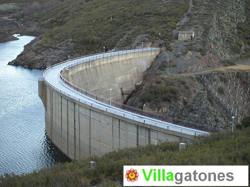 Pantano de Villagatón